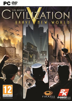 Sid Meiers Civilization V Brave New World PC Cover