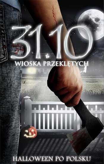 31.10, halloween po polsku, ebook, okładka Wioska przeklętych