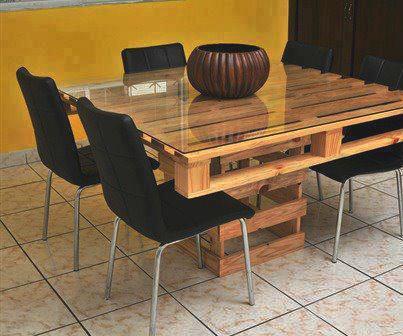 Eco design - Palet reciclado muebles ...