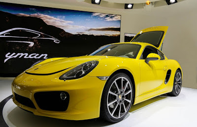 Porsche on Autosmotosymasss  Porsche Cayman Para 2013