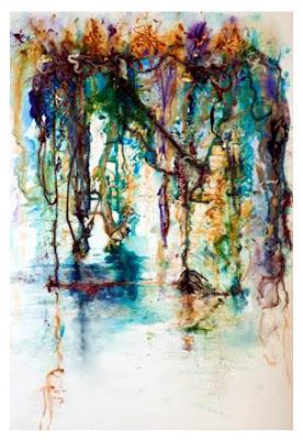 Chris Marshall, fine art