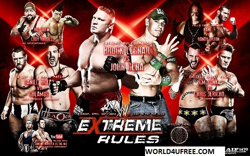WWE Extreme Rules 2015 WEBRip 480p 550mb