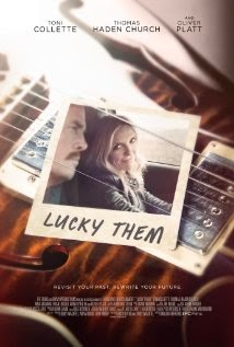 Lucky Them (2013) - Movie Review