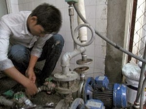 Chọn mua máy bơm nước gia đình