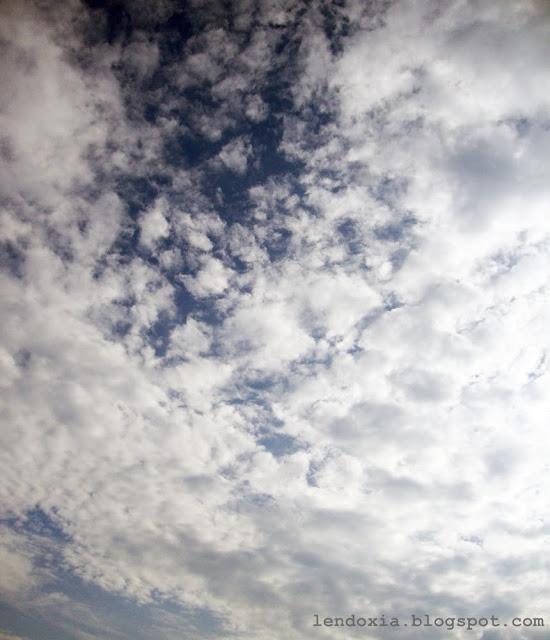 oblacno nebo