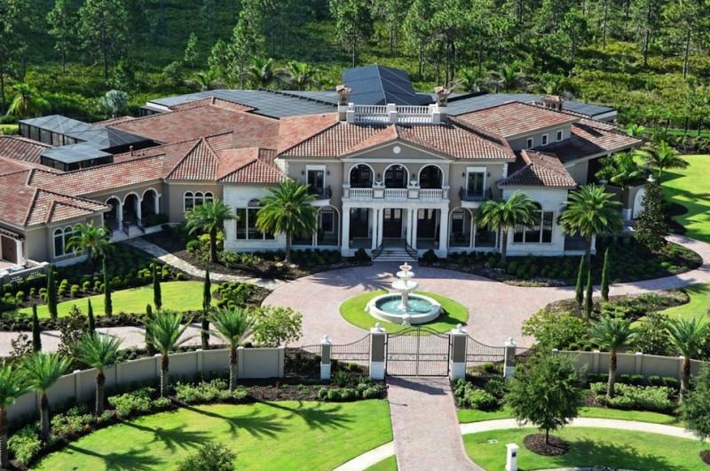 A Palatial Estate In Florida