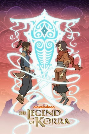 The Legend Of Korra Season 4 2014 poster