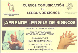 ¡APRENDE LENGUA DE SIGNOS!