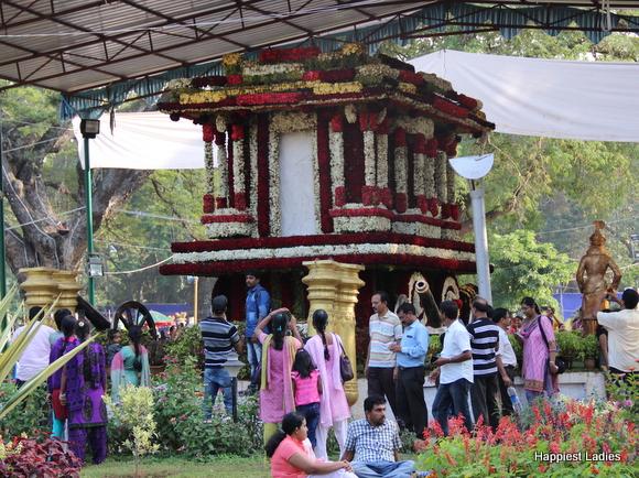 Flower show mysore dasara 2015