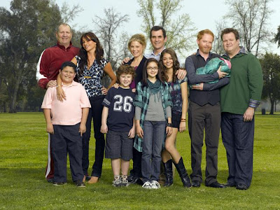 The Success of Modern Family
