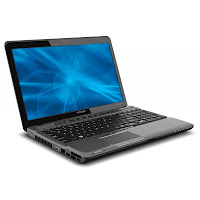 Toshiba Satellite P750-ST6GX2 laptop