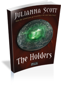 Book Cover: The Holders by Julianna Scott
