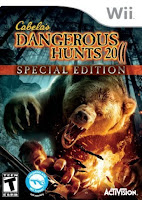 Cabela's Dangerous Hunts 2011 Special Edition – Wii