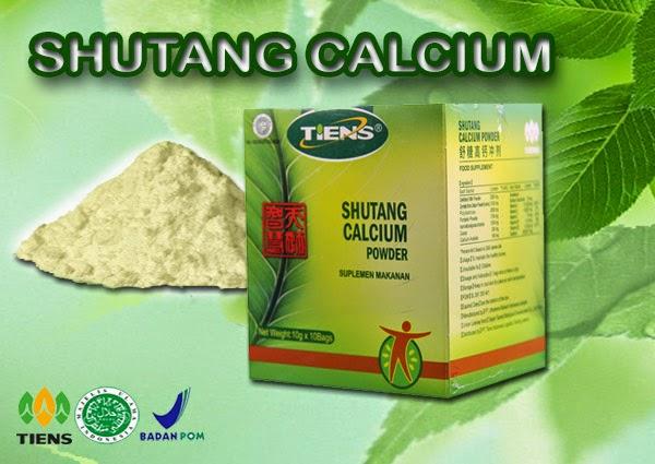 TIENS Shutang Calcium Powder, Cara Ampuh Atasi Diabetes (Kencing Manis)