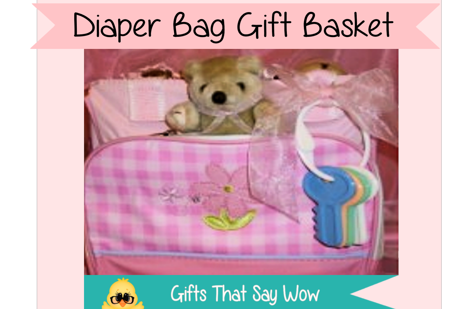 gifts that say wow  fun crafts and gift ideas baby shower gifts, Baby shower
