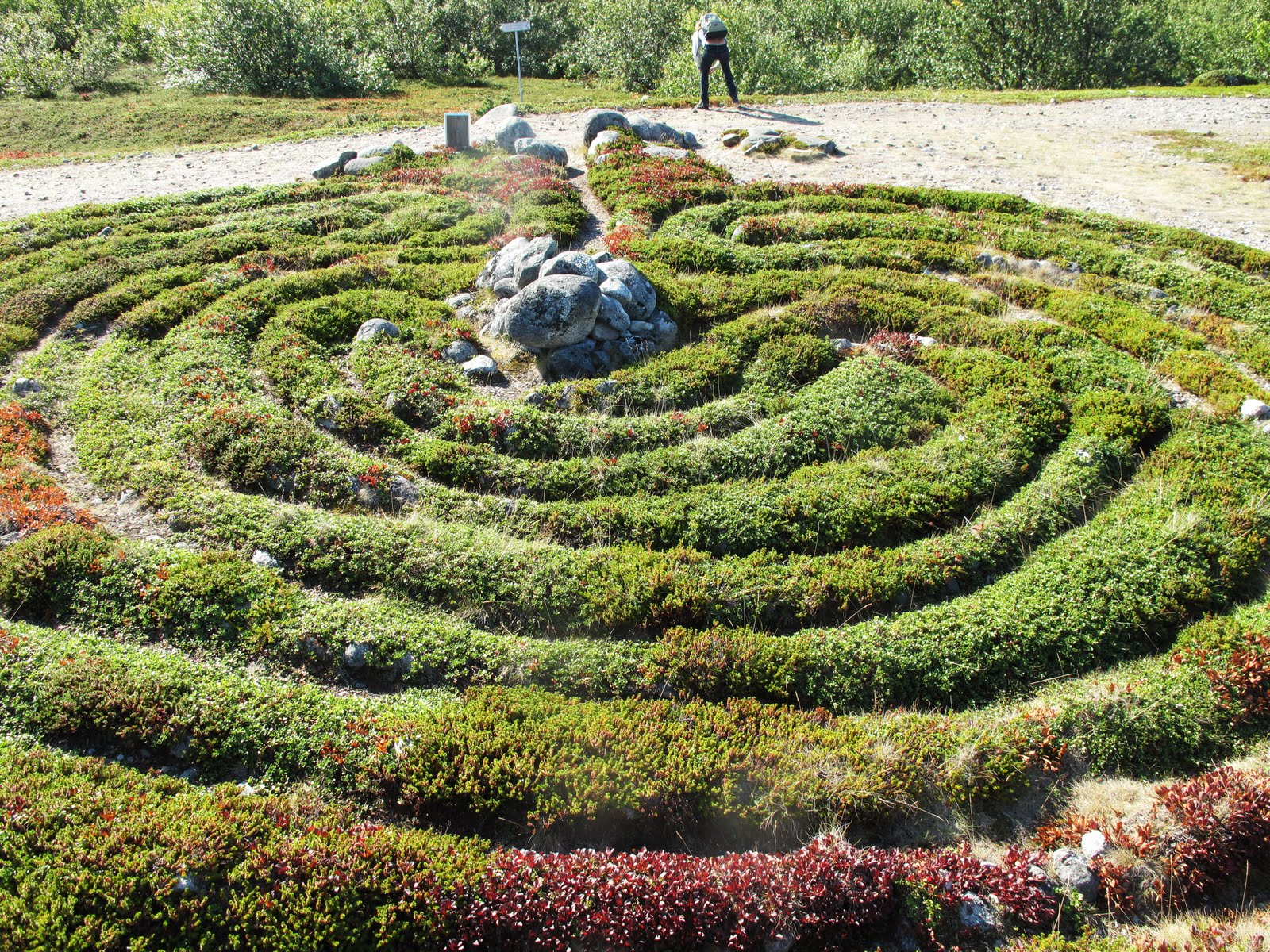 The Mystical Labyrinth in Russia (v. 1)