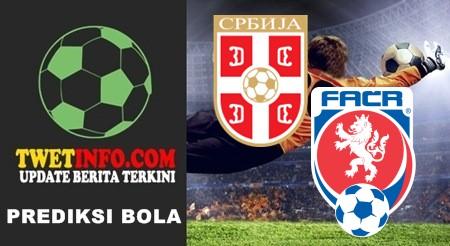 Prediksi Serbia U19 vs Czech Republic U19