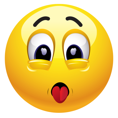 Tongue Out Emoticon | Symbols & Emoticons