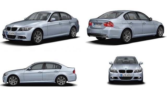 BMW 318i Sport - Azul Águia