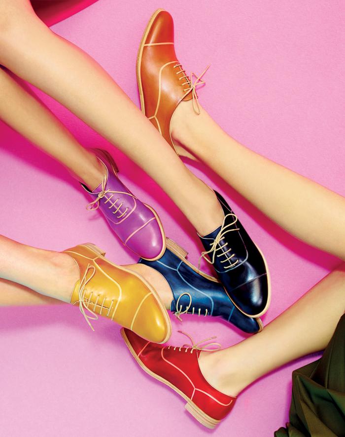 Presentacion Nuevas Colecciones de Zapatos artesanos Blogger Adicta a los Zapatos