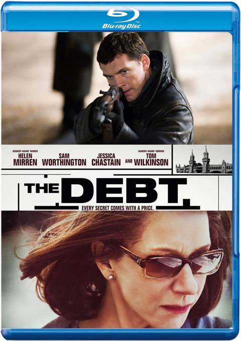 The Debt (2010) BRRip World Of Free Movies The Debt 2010 BRRip 480p Dual Audio Hindi 480x680 Movie-index.com