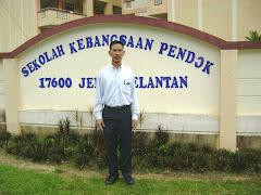 SK Pendok Jeli, Kelantan.