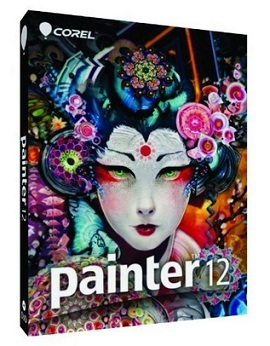 Capa Corel Painter v12.0.1.727 + Serial