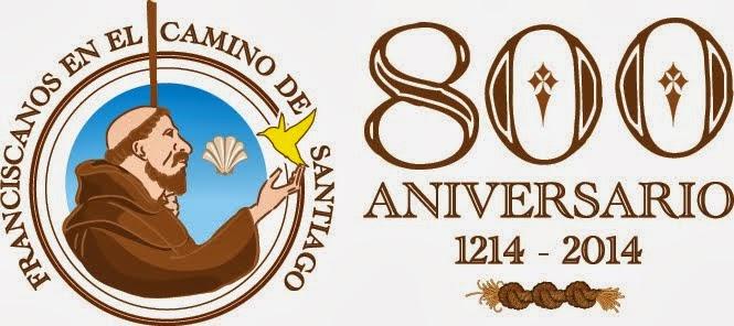 800 aniversario de S. Francisco en el Camino