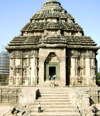 SunTemple in Konark