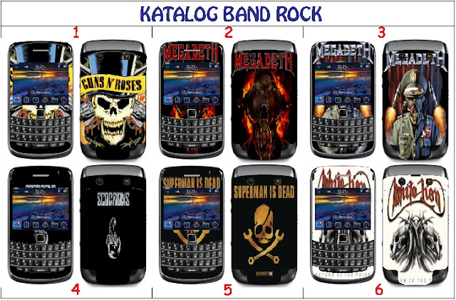 garskin band rock