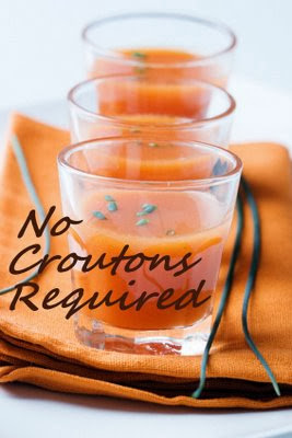 no croutons required logo