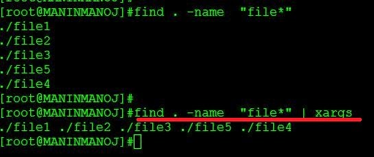 Solutions For System Engineers Xargs Command Tips And Tricks