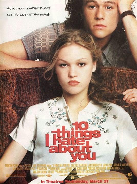 Ver 10 cosas que odio de ti (1999) Online
