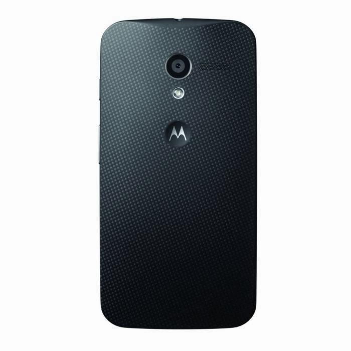 Moto X Motorola smartphone 4G Noir