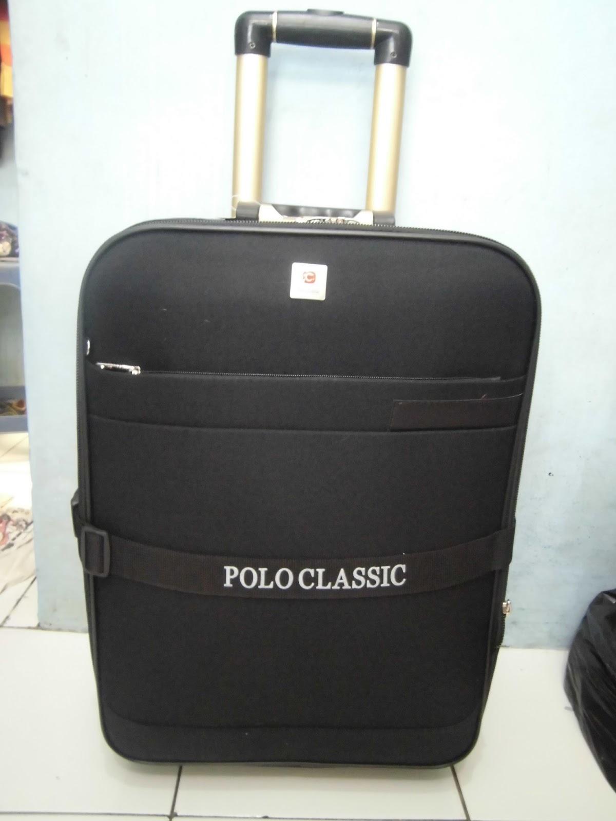 Distributor Tas Rangsel Tas Koper Trolley Polo Classic 5335