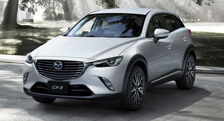 Mazda Cx 3 Usa – Idea di immagine auto