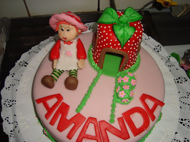 Torta Frutillita (25 personas)