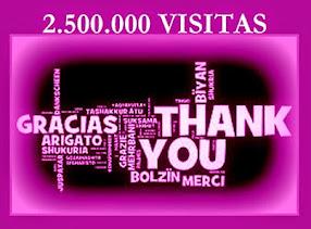 ¡¡¡¡ Gracias por visitarnos!!!!