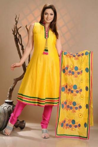 New Pakistani Mehndi Dress Designs 2016 For Bridal Fashionip