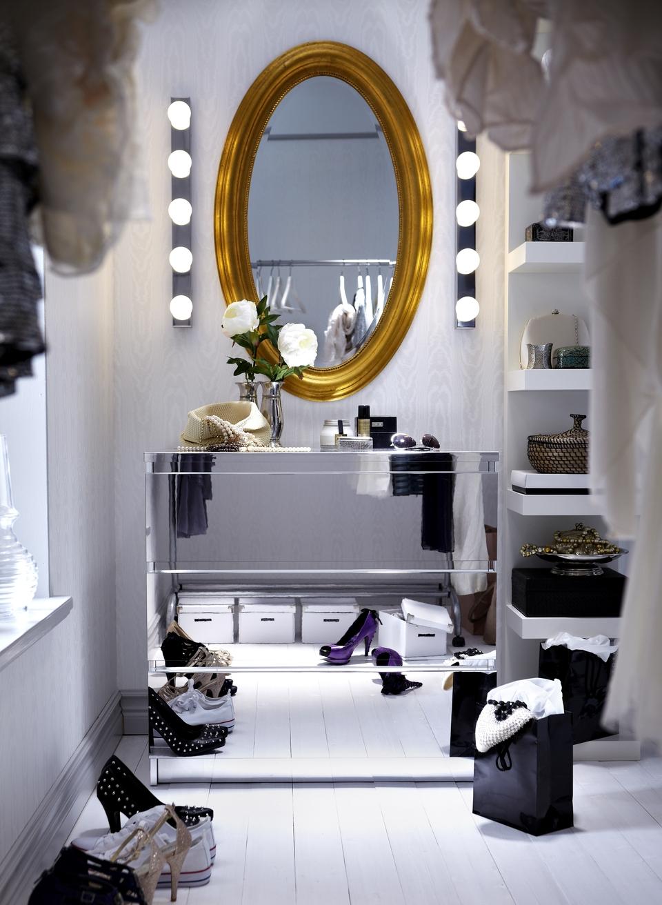 Blog Dla Ludzi Z Wnętrzem Jak Oświetlić Toaletkę