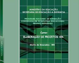 Curso: Elaboração de Projetos