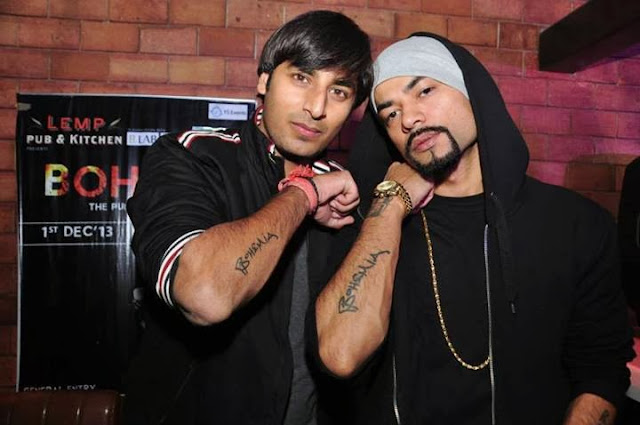 BOHEMIA The Punjabi Rapper - Live at LEMP 3