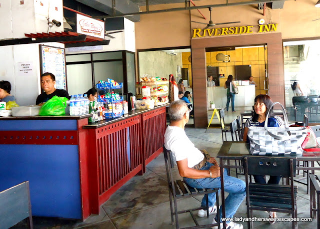 coffee shop at Riverside Inn Iloilo