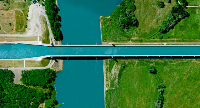 Magdeburg Water Bridge – Germany