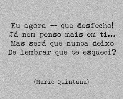 Poema de Mario Quintana