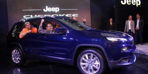 Dijual di Indonesia, All-new Jeep Cherokee Punya 'Cruise Control' Bersensor