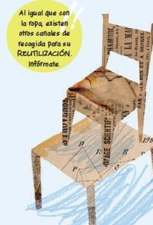 Univerde d nde llevo los envases y muebles voluminosos - Recogida de muebles ayuntamiento de madrid ...