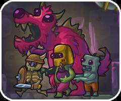 Hầm mộ bí ẩn, game phieu luu