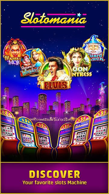 Slotomania Casino V2.16.0 Apk