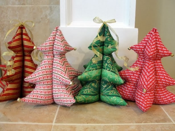 Christmas Trees Sewing Crafts T Christmas Tree